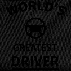 World's Greatest Driver Mugs & Drinkware - Kids' Backpack