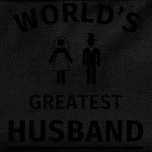 World's Greatest Husband T-shirts - Rugzak voor kinderen