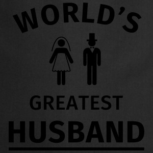 World's Greatest Husband Mugs & Drinkware - Cooking Apron