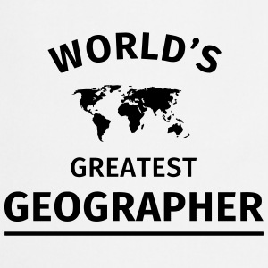 World's Greatest Geographer Mugs & Drinkware - Cooking Apron