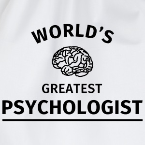 World's Greatest Psychologist T-shirts - Gymtas