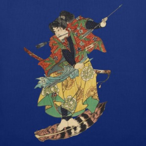 Flying Samurai T-Shirts - Stoffbeutel