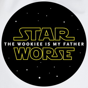 STAR WORSE - THE WOOKIEE IS MY FATHER - Turnbeutel