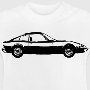 Opel GT,60's,Car,70 jahre,Classic,80er,Auto,60s,Cl - Baby T-Shirt
