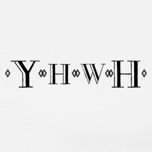 YHWH Polos - T-shirt Premium Homme