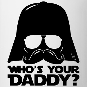 Who's your geek daddy humour citation  Bodys Bébés - Tasse