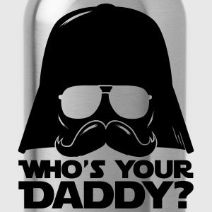 Who's your geek daddy humour citation  Tee shirts - Gourde