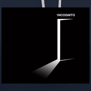 1ncognito - Sweat-shirt contraste