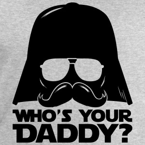 Who's your geek daddy humour citation  Tee shirts - Sweat-shirt Homme Stanley & Stella