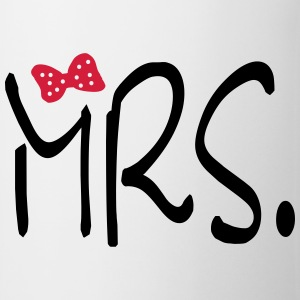 mrs T-Shirts - Tasse