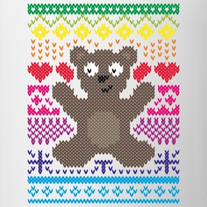 StrickDesign Teddy T-Shirts - Tasse