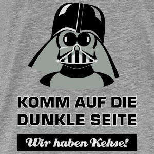 Darth Kiddo Tops - Männer Premium T-Shirt