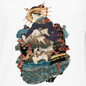 Geisha 1 Other - Men's Premium Longsleeve Shirt