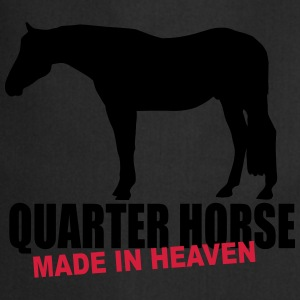 Quarter Horse - Made in heaven T-skjorter - Kokkeforkle
