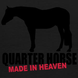 Quarter Horse - Made in heaven Manches longues - T-shirt Premium Homme