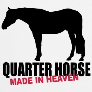 Quarter Horse - Made in heaven Koszulki - Fartuch kuchenny