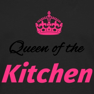 Queen of the Kitchen Mugs & Drinkware - Men's Premium Longsleeve Shirt