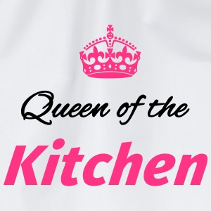 Queen of the Kitchen Mugs & Drinkware - Drawstring Bag