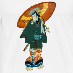 Kabuki Samurai Other - Men's Premium T-Shirt