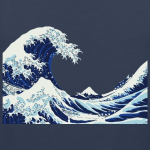 Grande vague - Big Wave Tee shirts - Débardeur Premium Homme
