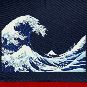 Grande vague - Big Wave Tee shirts - Casquette snapback