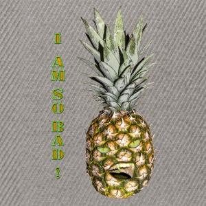 Bad pineapple - Casquette snapback