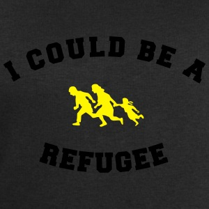 I could be a refugee T-shirts - Sweatshirt herr från Stanley & Stella