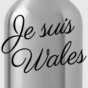 Je suis Wales - Men's t-shirt - Water Bottle