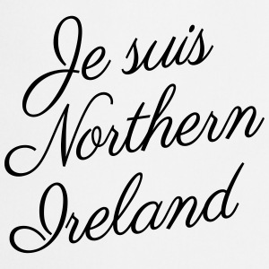 Je suis Northern Ireland - Women's t-shirt - Cooking Apron