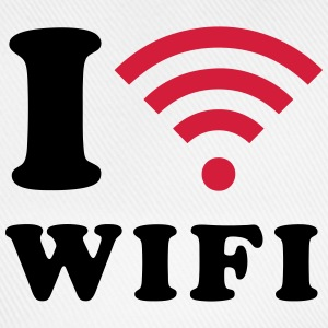 I heart WIFI T-Shirts - Baseball Cap