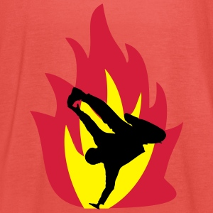 Breakdancer - Frauen Tank Top von Bella