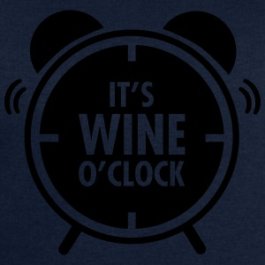 It's Wine O'Clock T-Shirts - Männer Sweatshirt von Stanley & Stella