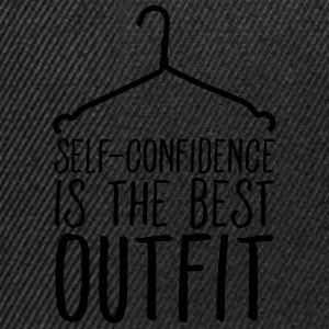 Self-Confidence Is The Best Outfit T-shirts - Snapbackkeps
