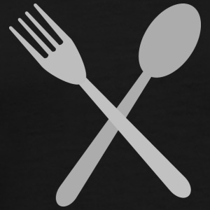 Fork and spoon Tank Tops - Men's Premium T-Shirt