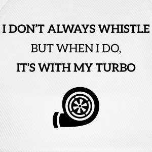 JDM Turbo Whistle | T-shirts JDM T-Shirts - Baseball Cap