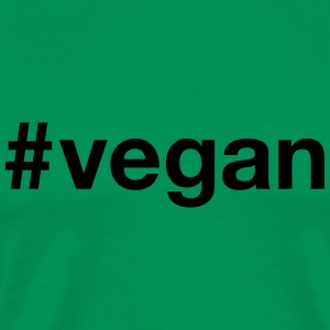 VEGAN Tabliers - T-shirt Premium Homme