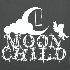 Moon Child Tops - Tote Bag