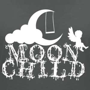 Moon Child Tops - Women's V-Neck T-Shirt