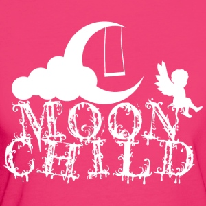 Moon Child Tops - Women's Organic T-shirt