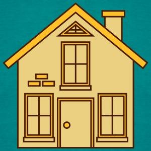 suchbegriff 39 haus bauen 39 t shirts online bestellen spreadshirt. Black Bedroom Furniture Sets. Home Design Ideas