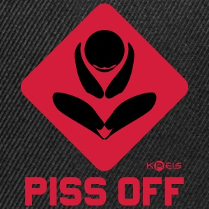 Piss Off _ byTed - Snapback Cap