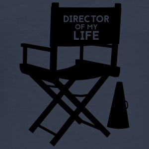 Director of my life Sweat-shirts - Tee shirt près du corps Homme