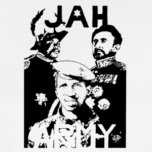 jah army.png Tee shirts - Casquette classique