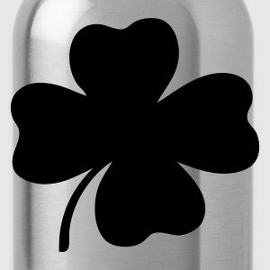 Four-leaf clover - Water Bottle
