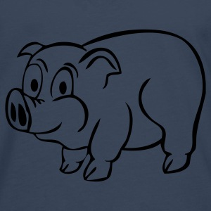 Piggy - Men's Premium Longsleeve Shirt