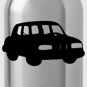 A car - Water Bottle