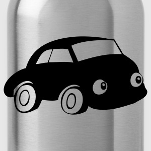 Car with eyes - Water Bottle