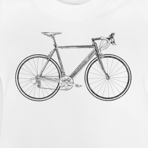 racing bike T-shirts - Baby-T-shirt