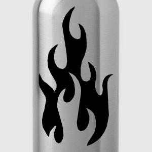 Flame - Water Bottle