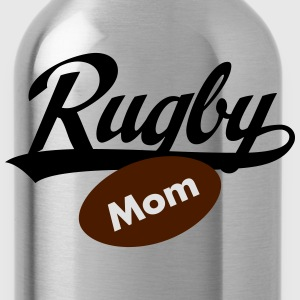 Rugby Mom T-Shirts - Water Bottle